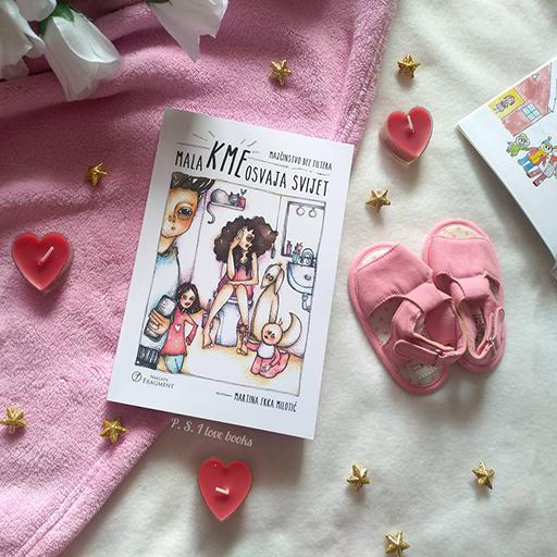 P. S. I Love Books – Mala Kme Osvaja Svijet
