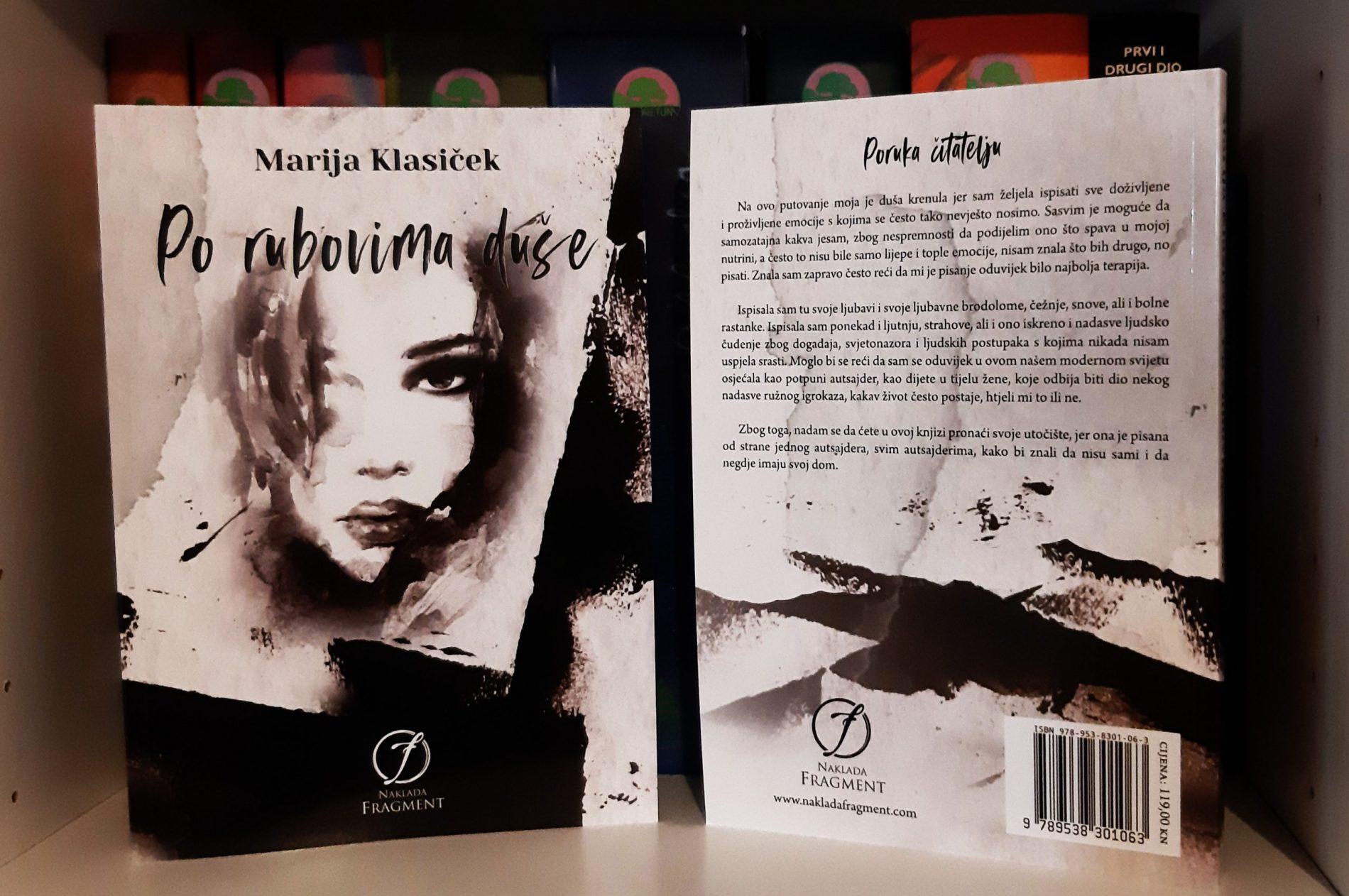Novo U Prodaji: Po Rubovima Duše – Marija Klasiček
