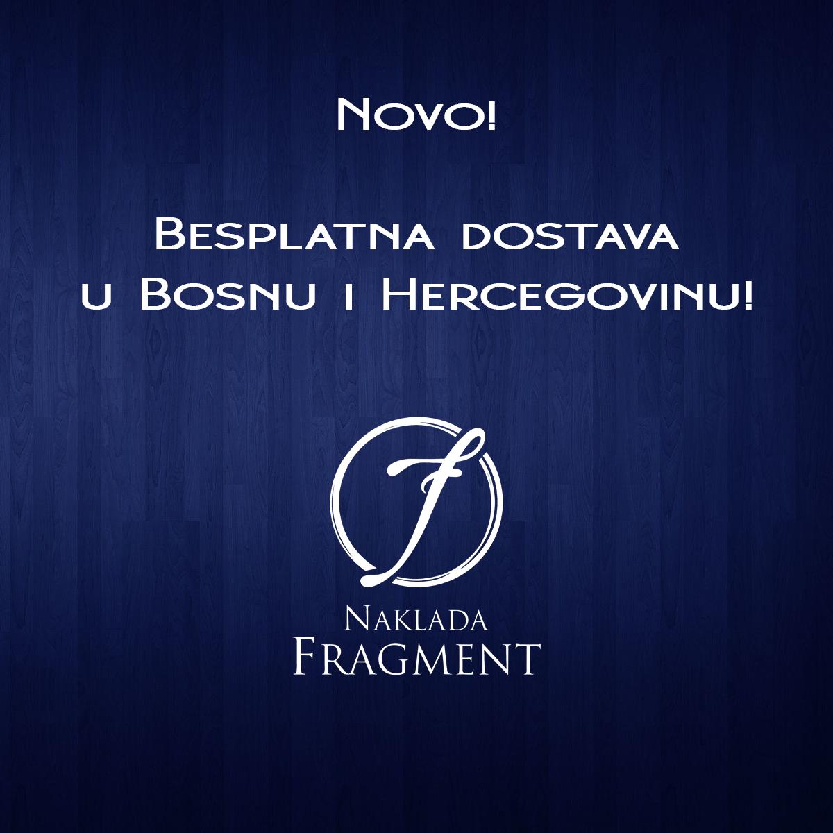 Besplatna Dostava U Bosnu I Hercegovinu!